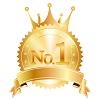 1位の王冠