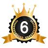6位の王冠