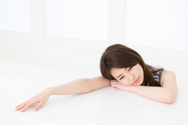 婚活に疲れきった女性