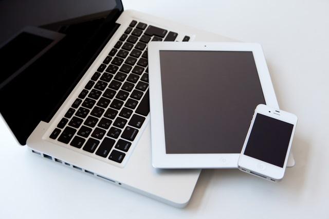 パソコン タブレット スマートフォン